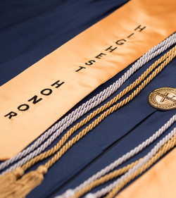 Stoles, Honor Chords, and Medalion