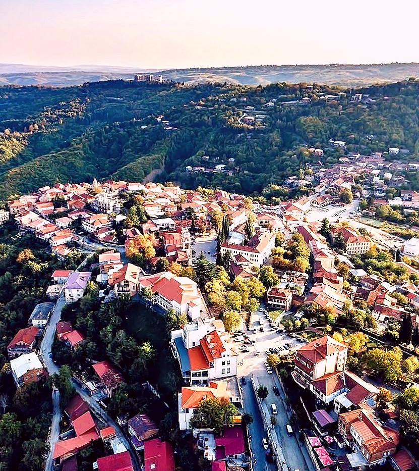 Sighnaghi City