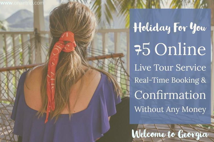 75 Online Live Tour Services