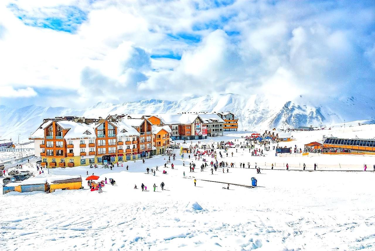Gudauri Ski Resort