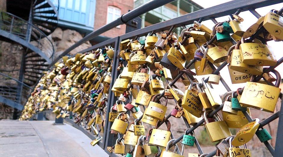 Love Bridge Tbilisi