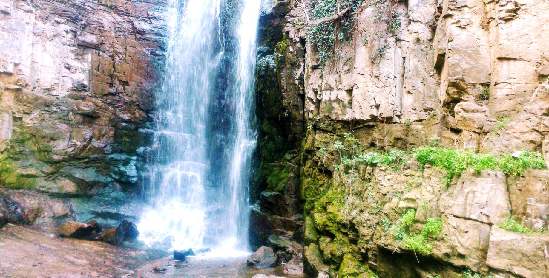 Waterfall Tbilisi