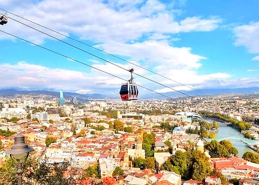 Tbilisi Capital City Tour