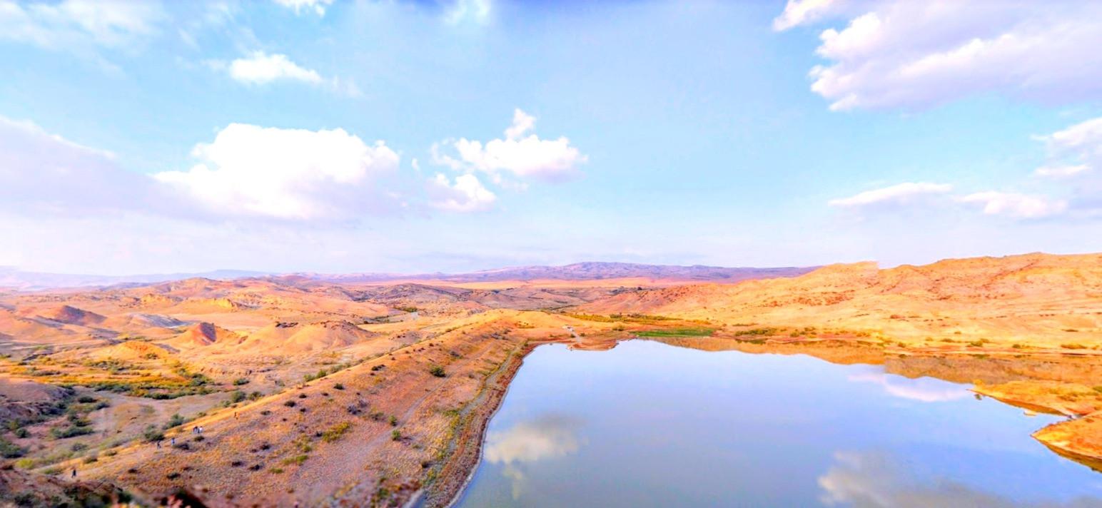 Mravaltskaro Reservoir