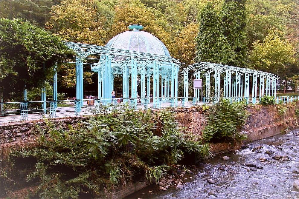 Borjomi Mineral Water Park