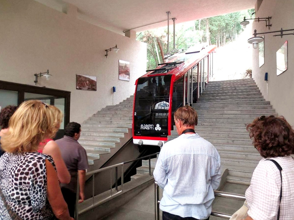 Funicular Lower Station | Tbilisi