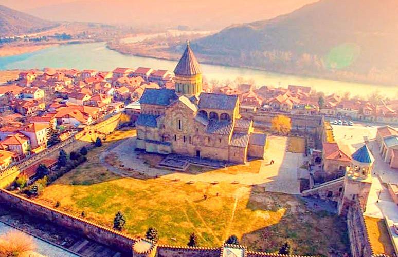 Svetitskhoveli Cathedral Mtskheta