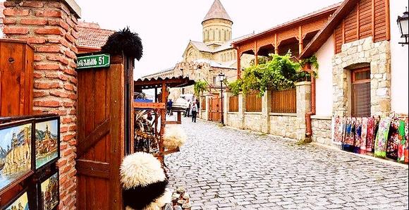 Mtskheta City - Old Capital
