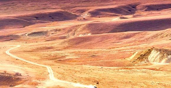David Gareja Desert