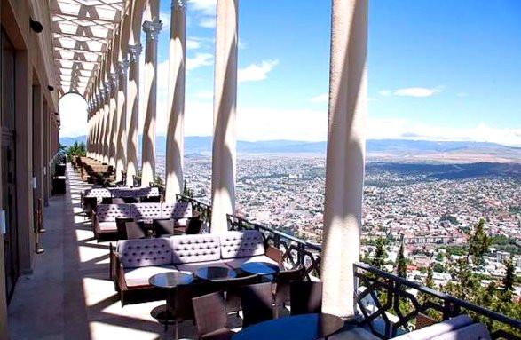 Mtatsminda Restaurant | Tbilisi Mountian View