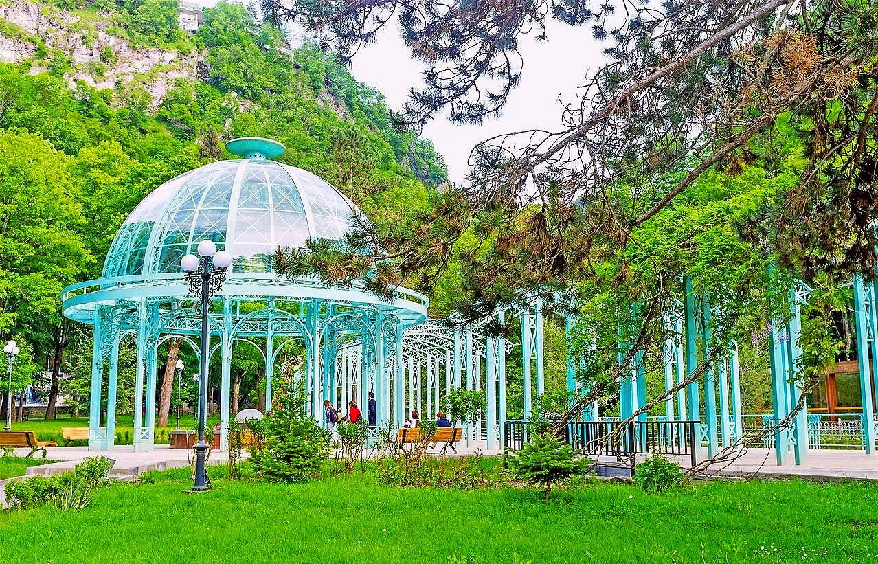 BorjomiMineral Water Park