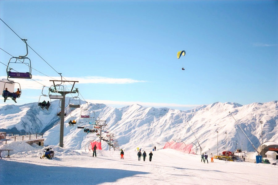 Gudauri Ski Resort