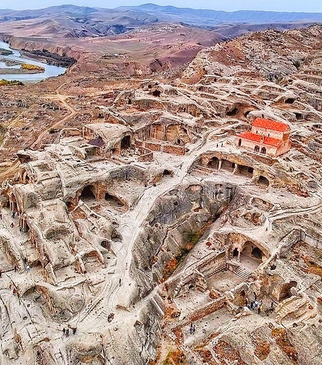 Uplistsikhe Ancient Caves Town
