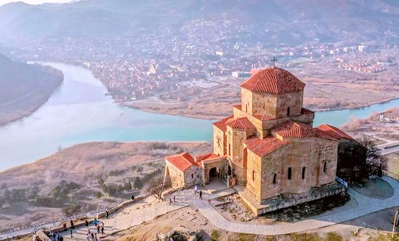 Jvari Monastery Mtskheta