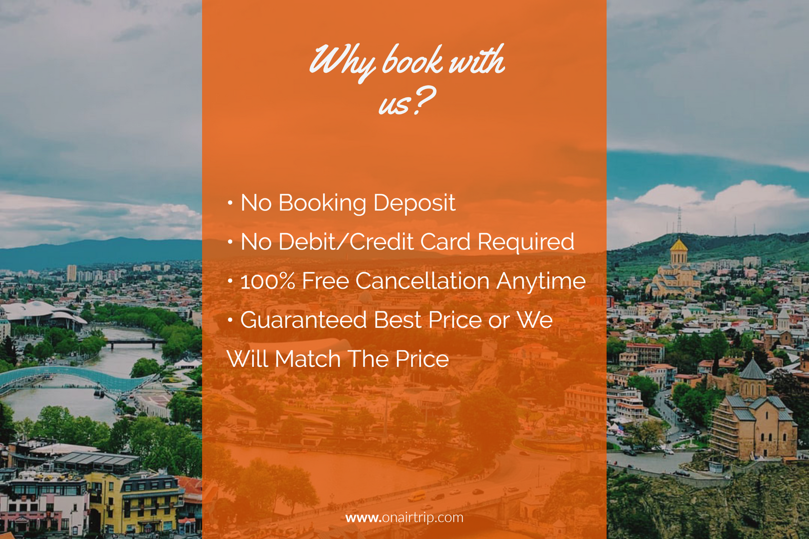 Why Book Holiday With Us