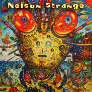 Nelson Strange Self-Titled CD