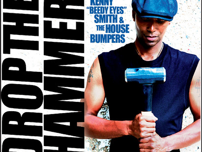Rocks and Blues Muse reviews 'Drop the Hammer'
