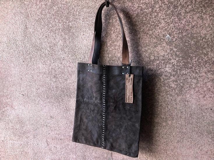 EXS tote bag [DBR]