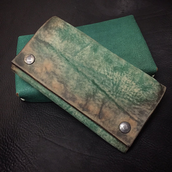 NDK antique long wallet [PG]
