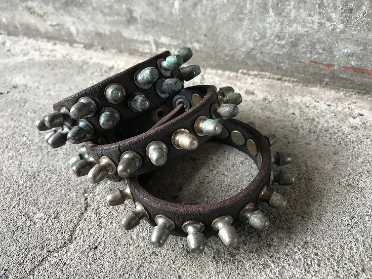 Junk octopus bracelet