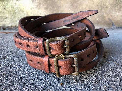 Natural long belt