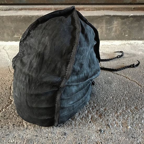 Leather head gear [MB]