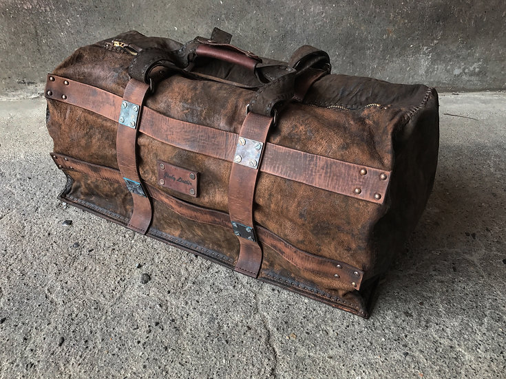 OGR Junkie boston bag