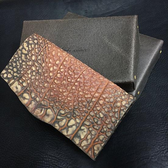NDK antique bison long wallet[OB]