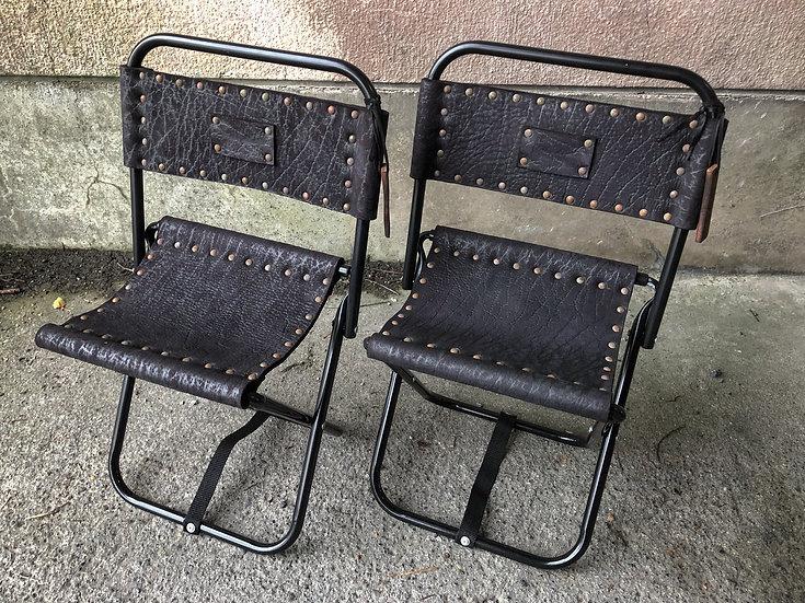 Kudu garment dyed mini chair