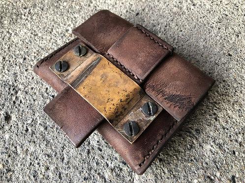 Horse butt coin case [BR]