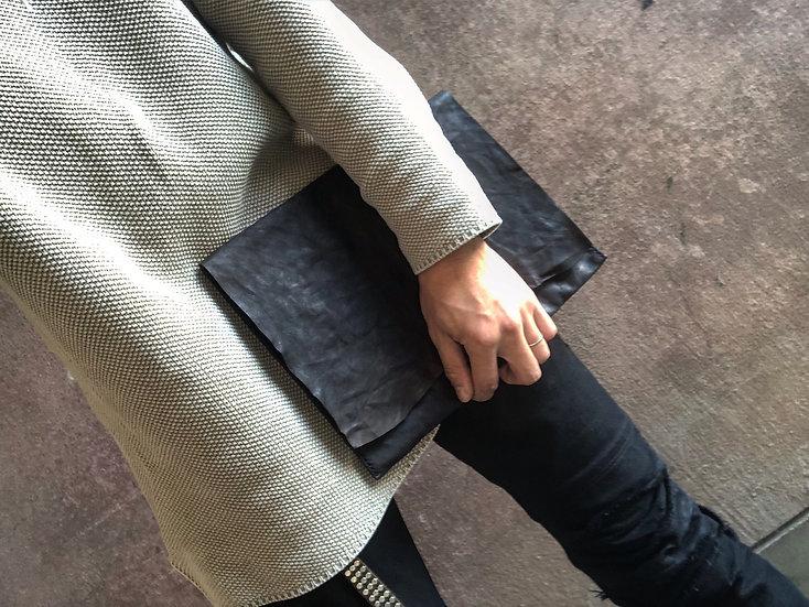 Italy Calf clutch bag