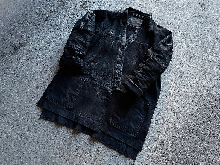 "Sheep nuback leather""SAMUI"""