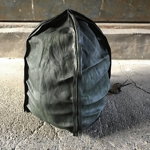 Leather head gear [MG]