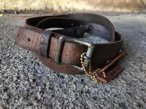 Horween chromexel long belt