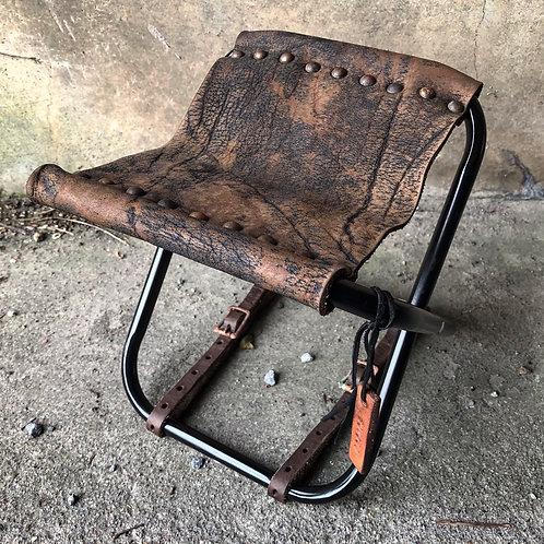 Antique object mini stool①