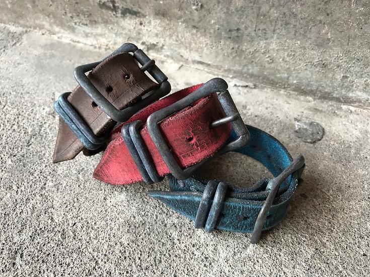 Decayed belt bracelet (30mm)