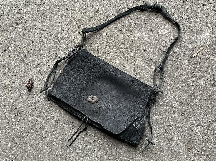 Patchwork mini gypsy bag