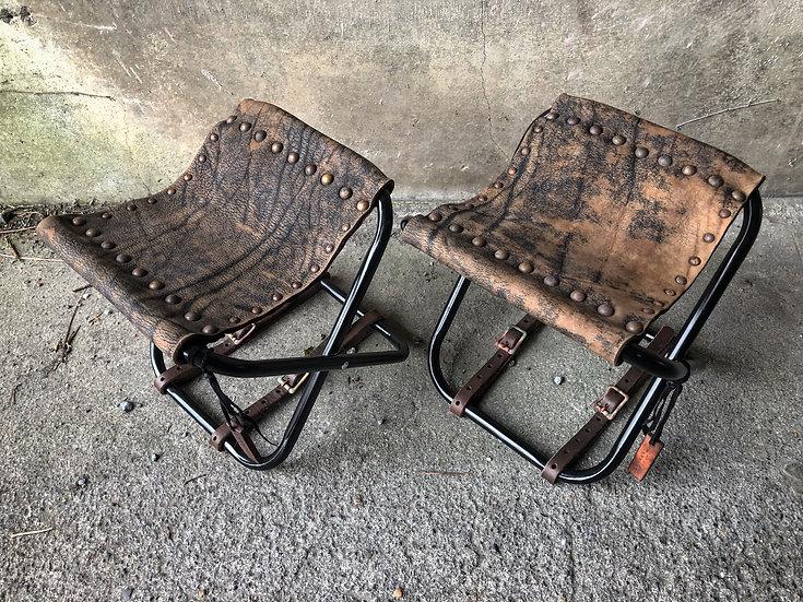 Antique object mini stool②