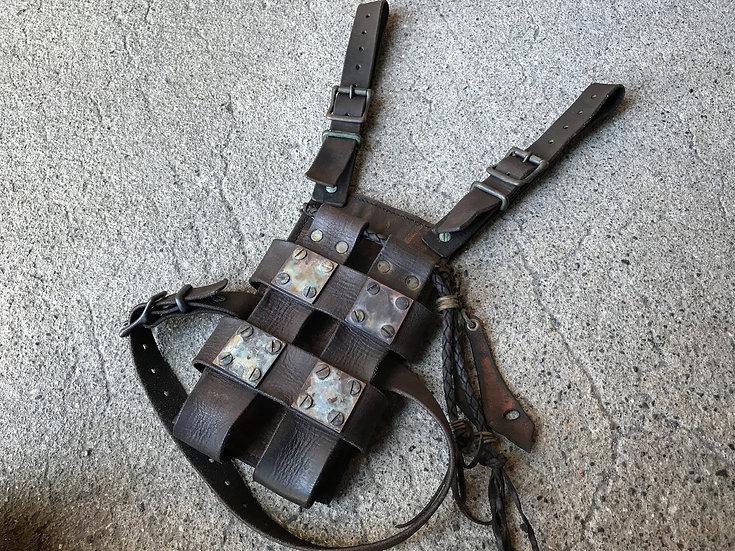 Wallet gun holder