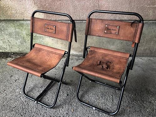 Horse butt mini chair