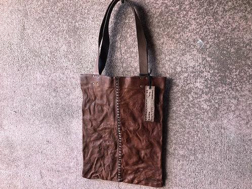 EXS tote bag [BRO]