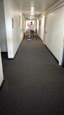 School Carpet Cleaning