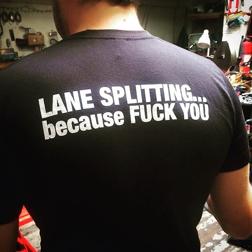 Lane splitter T-Shirt