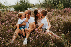 Verliefd Fotografie familiesessie (63 va