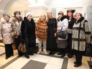 Кинопоказ фильма «Т-34» в кинотеатре «Владивосток»