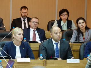 Как повысить инвестиционную привлекательность региона знает депутат ЗСПК