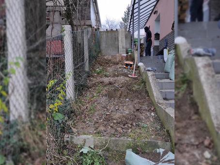Od neuredne zemljane površine do funkcionalnog vrta!