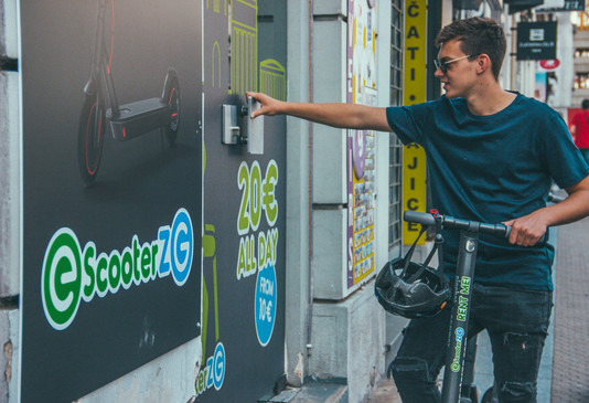 Electric Scooter Zagreb