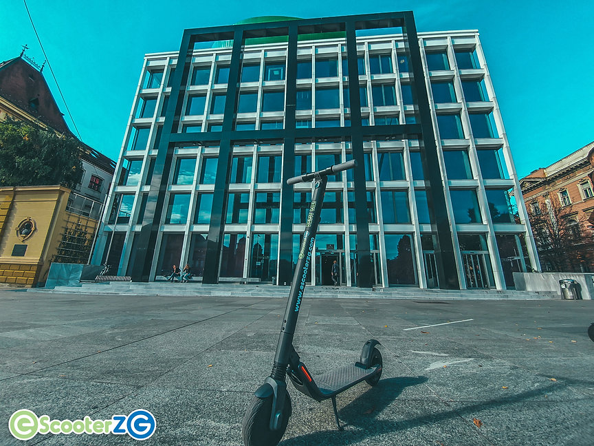 e-Scooter Delivery