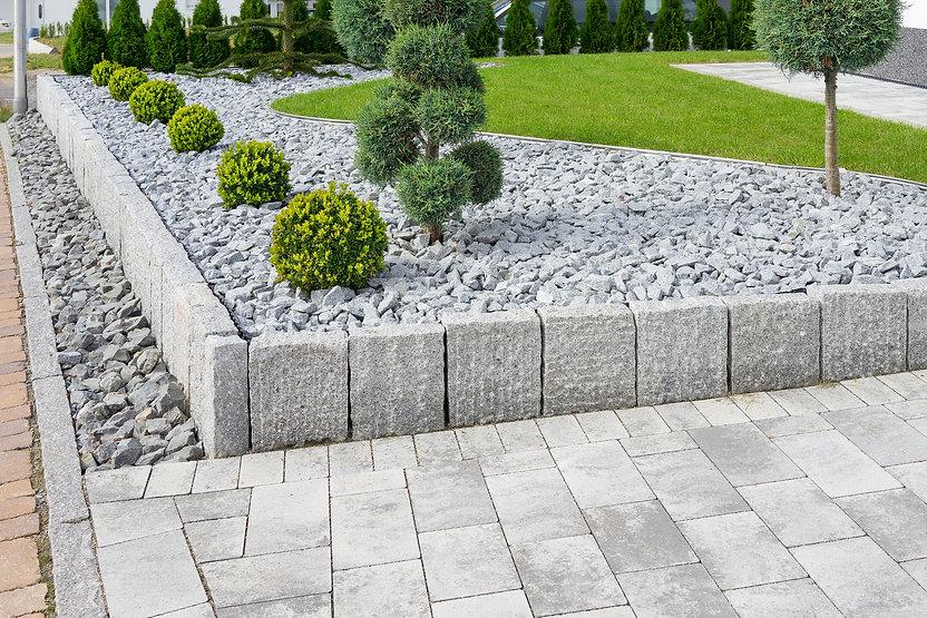 Prima Gardens, uređenje vrta